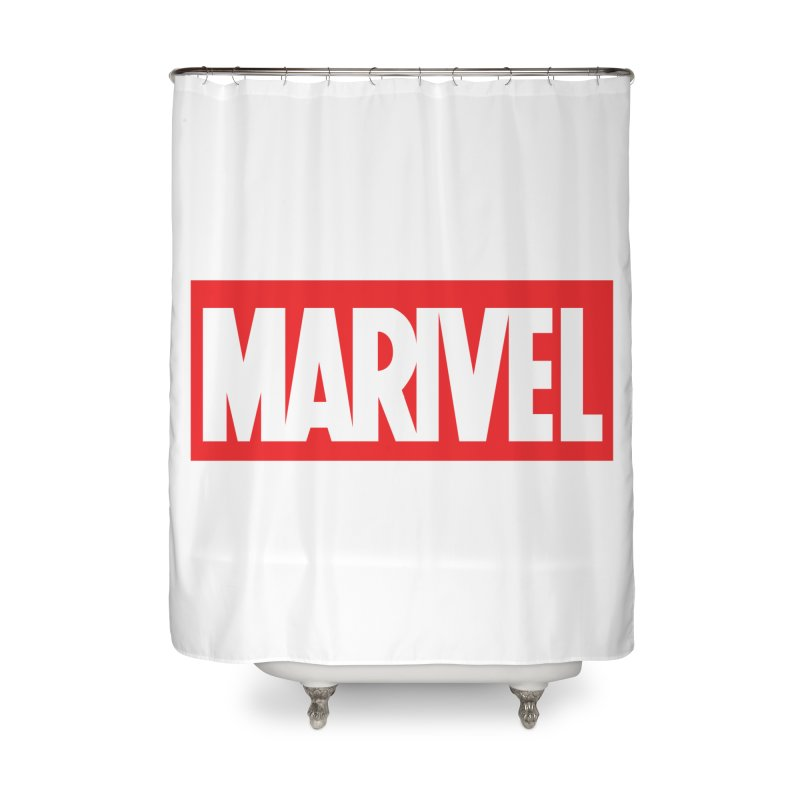 Marivel Home Shower Curtain by peregraphs's Artist Shop