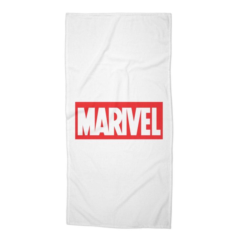 Marivel Accessories Beach Towel by peregraphs's Artist Shop