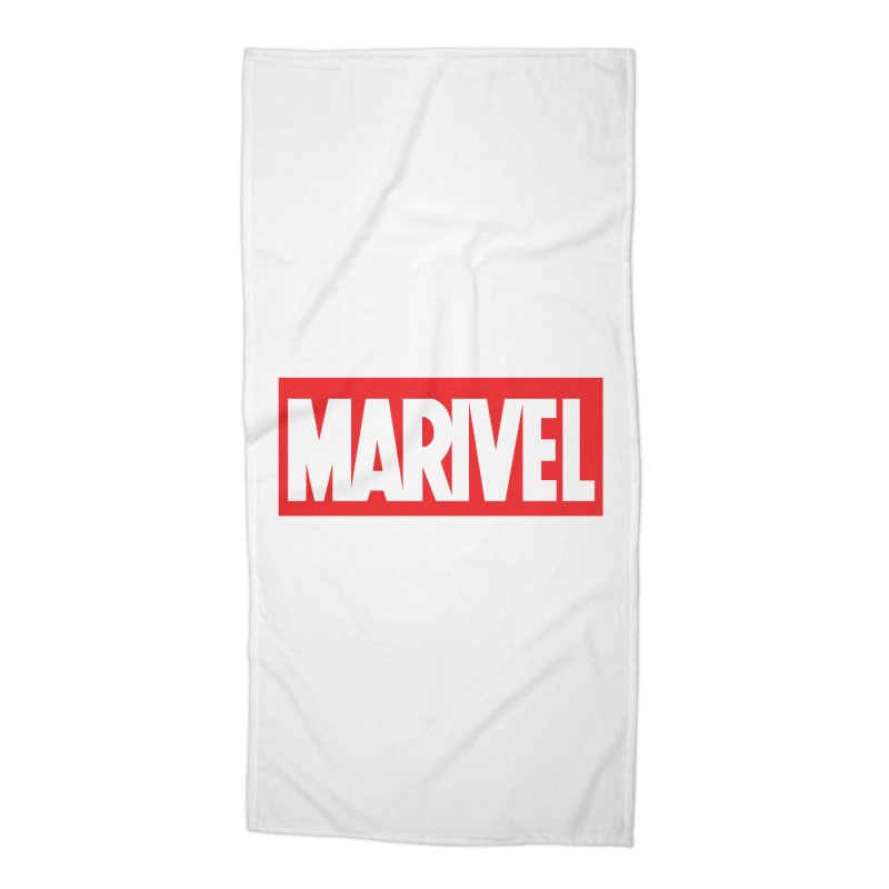 Marivel Accessories Beach Towel by peregraphs's Artist Shop