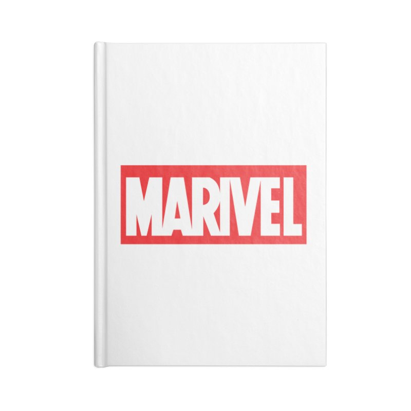 Marivel Accessories Lined Journal Notebook by peregraphs's Artist Shop