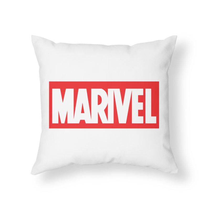 Marivel Home Throw Pillow by peregraphs's Artist Shop