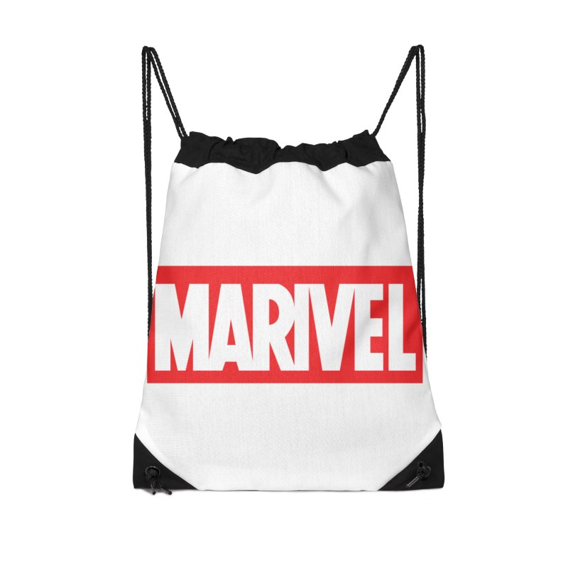 Marivel Accessories Drawstring Bag Bag by peregraphs's Artist Shop