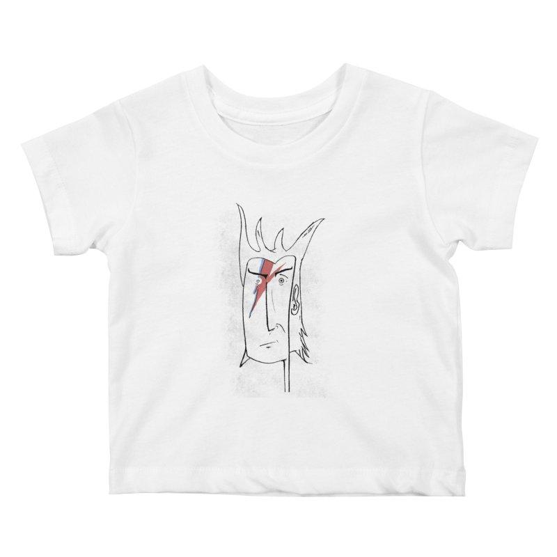 Ziggy Kids Baby T-Shirt by peregraphs's Artist Shop