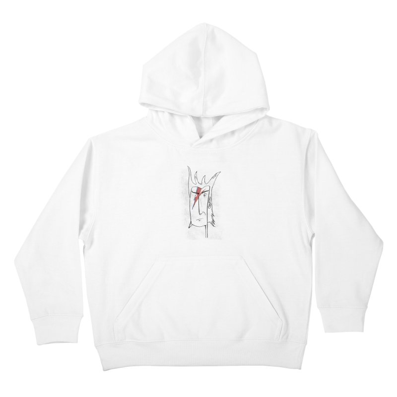 Ziggy Kids Pullover Hoody by peregraphs's Artist Shop