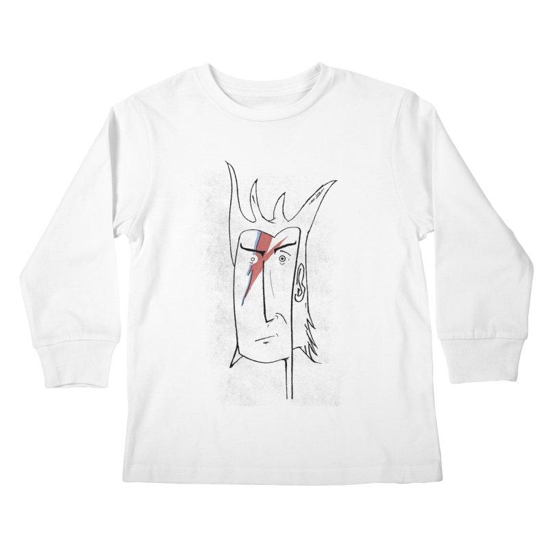 Ziggy Kids Longsleeve T-Shirt by peregraphs's Artist Shop