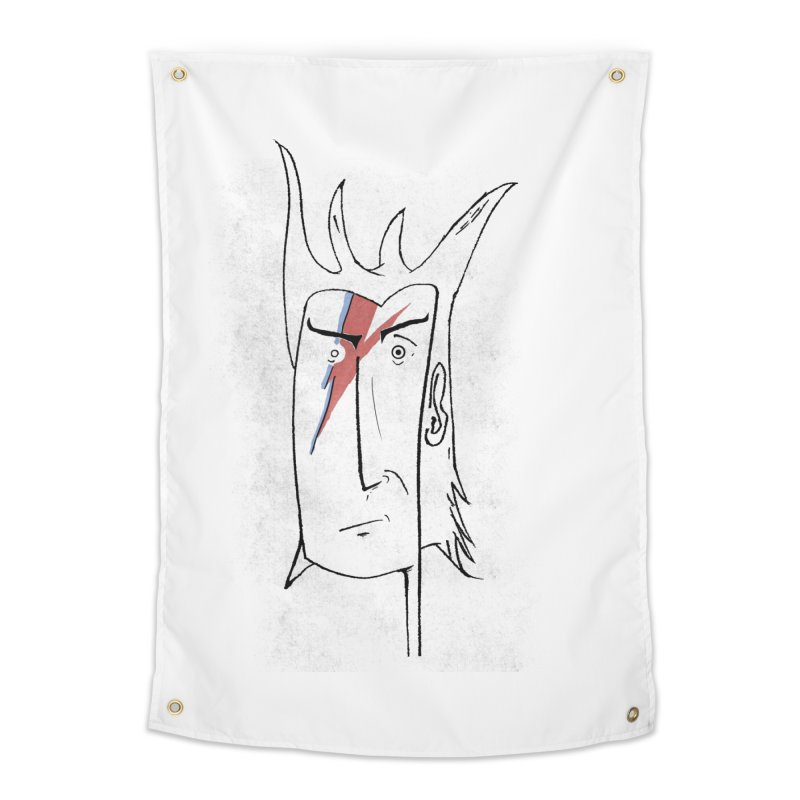 Ziggy Home Tapestry by peregraphs's Artist Shop