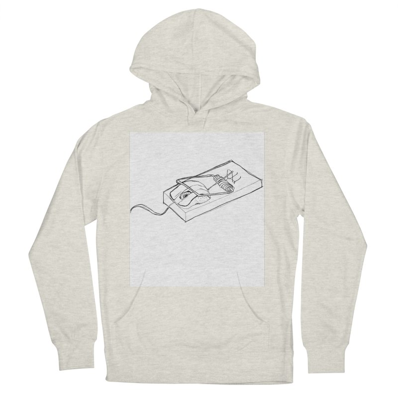 Mouse Women's Pullover Hoody by peregraphs's Artist Shop