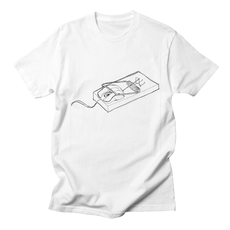 Mouse Women's Regular Unisex T-Shirt by peregraphs's Artist Shop