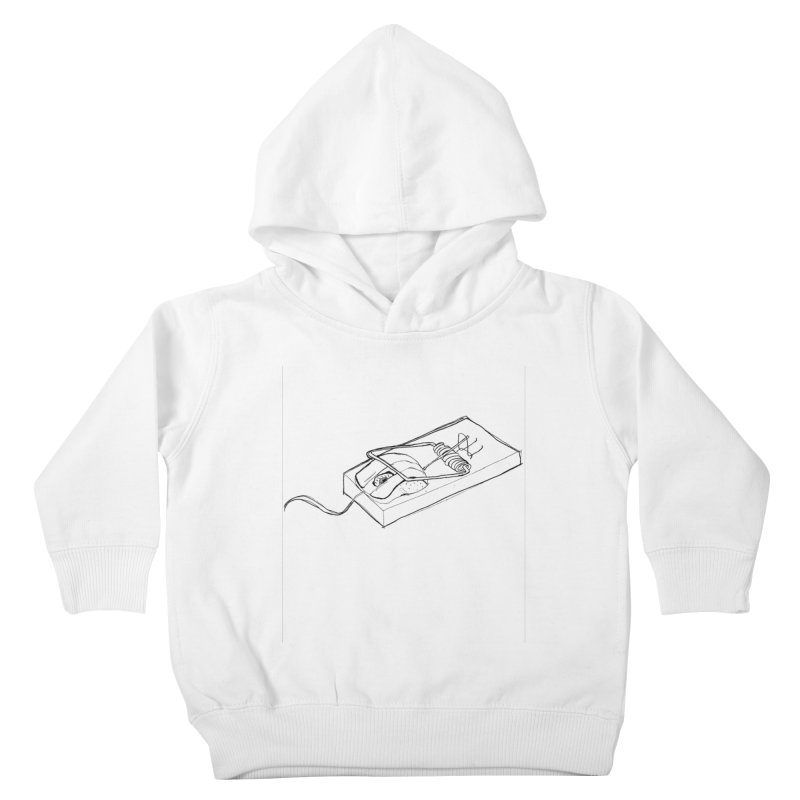 Mouse Kids Toddler Pullover Hoody by peregraphs's Artist Shop