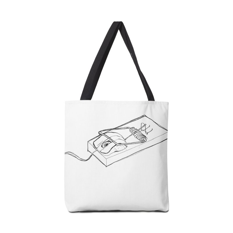 Mouse Accessories Bag by peregraphs's Artist Shop