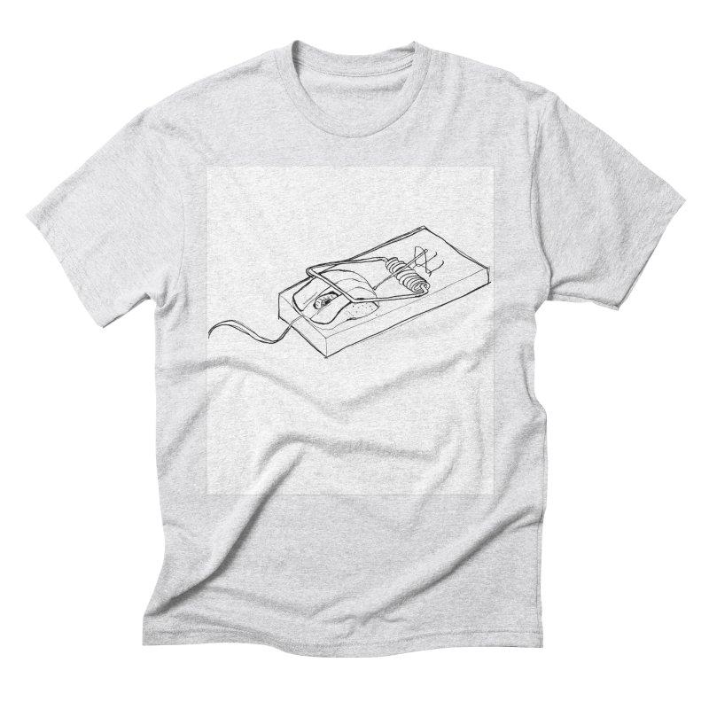 Mouse Men's Triblend T-Shirt by peregraphs's Artist Shop
