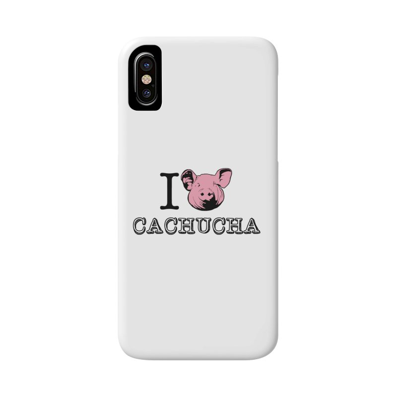 I love cachucha Accessories Phone Case by peregraphs's Artist Shop