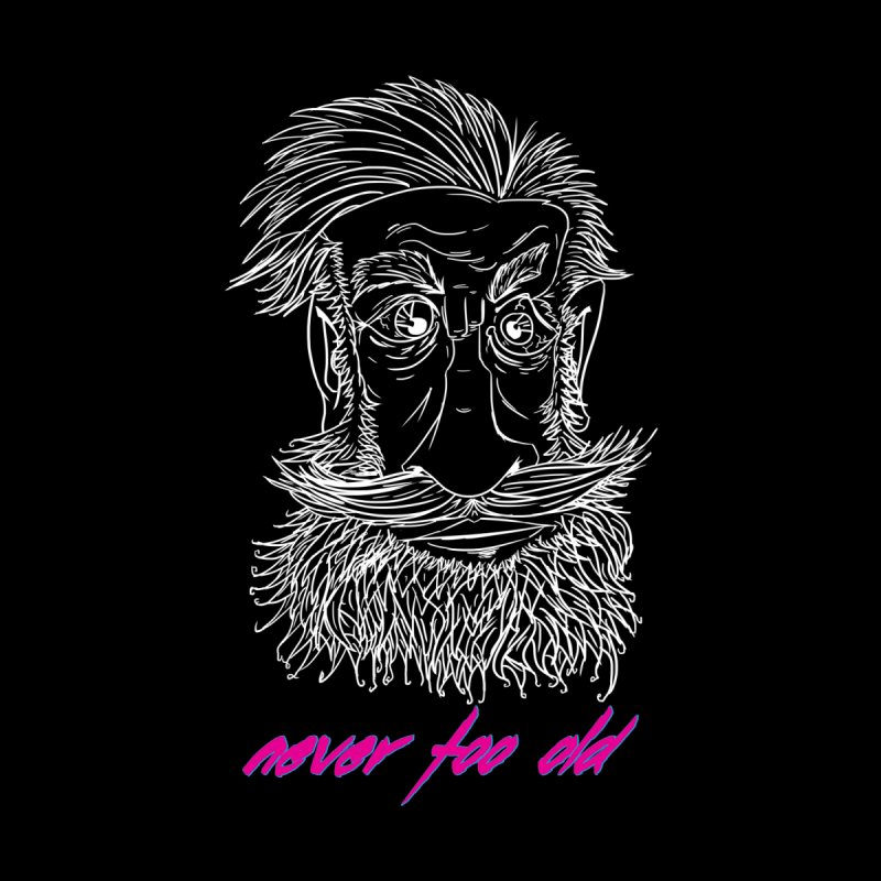 Never too old II Men's T-Shirt by peregraphs's Artist Shop