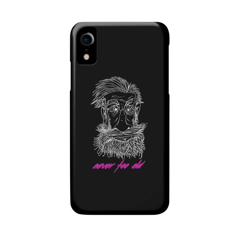 Never too old II Accessories Phone Case by peregraphs's Artist Shop