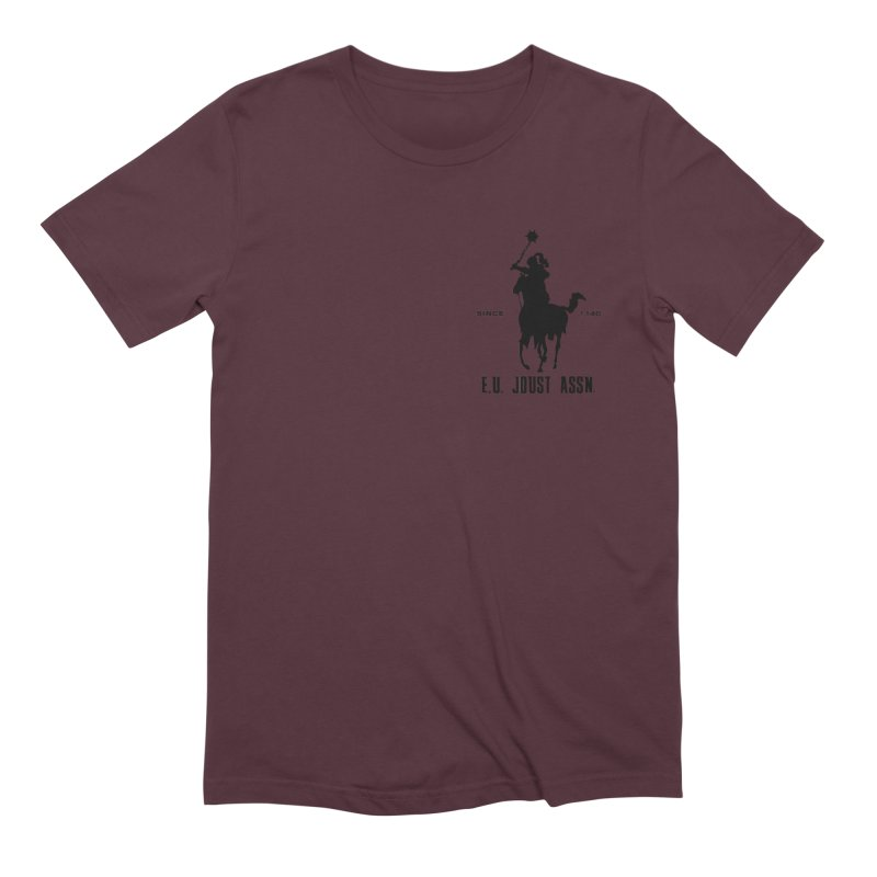 Medieval Polo Men's Extra Soft T-Shirt by peregraphs's Artist Shop