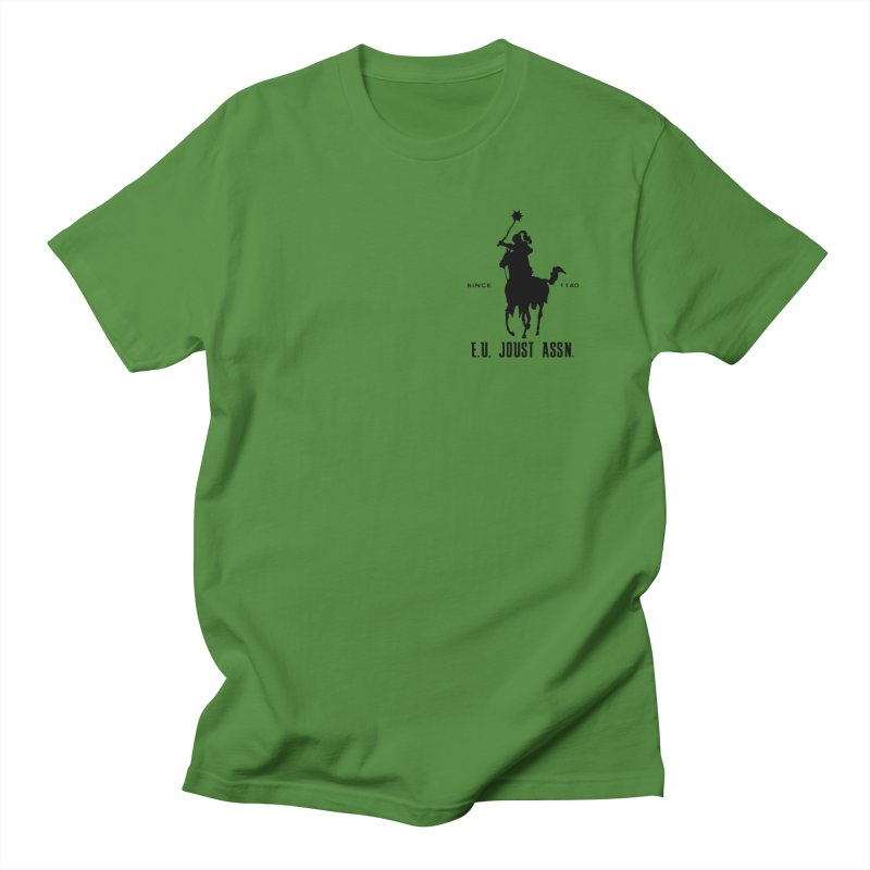 Medieval Polo Men's Regular T-Shirt by peregraphs's Artist Shop