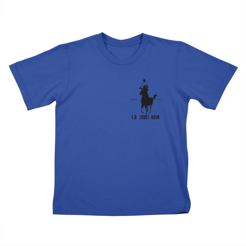 Medieval Polo Kids T-Shirt by peregraphs's Artist Shop