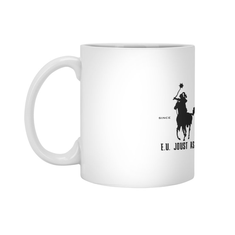 Medieval Polo Accessories Standard Mug by peregraphs's Artist Shop