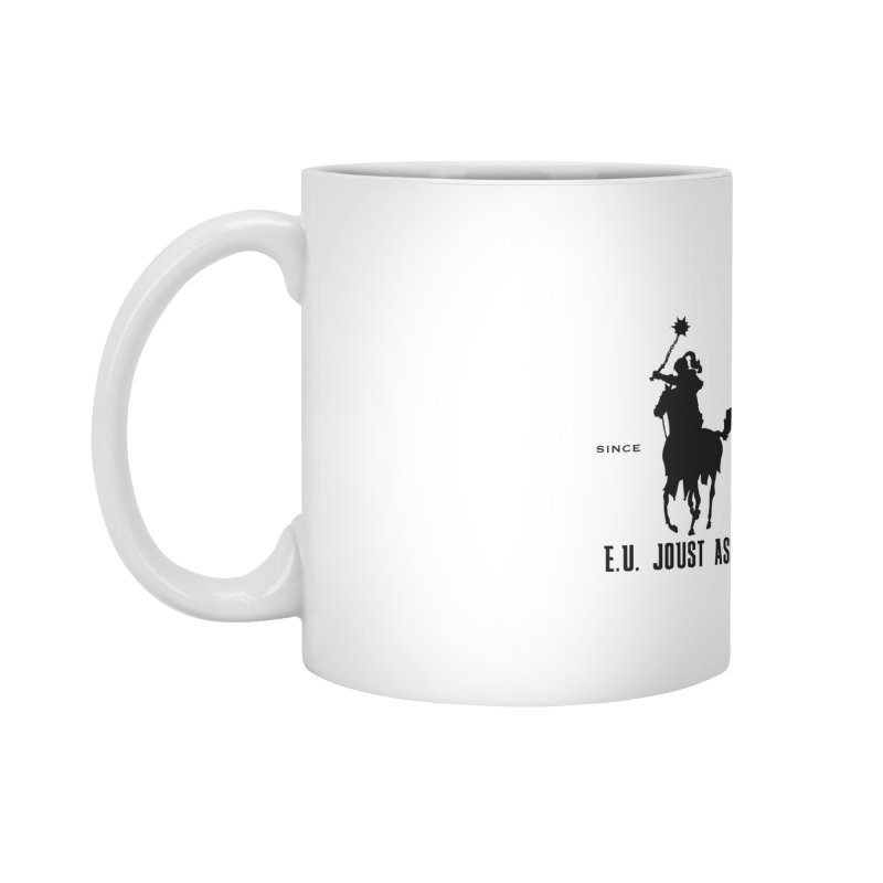 Medieval Polo Accessories Mug by peregraphs's Artist Shop
