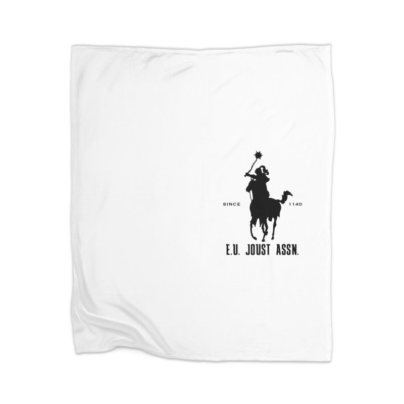 Medieval Polo Home Blanket by peregraphs's Artist Shop