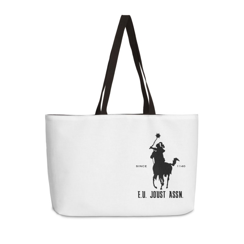 Medieval Polo Accessories Weekender Bag Bag by peregraphs's Artist Shop