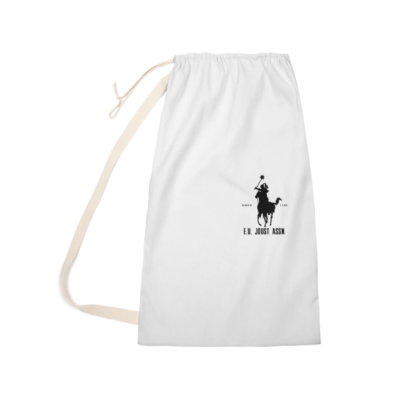 Medieval Polo Accessories Laundry Bag Bag by peregraphs's Artist Shop