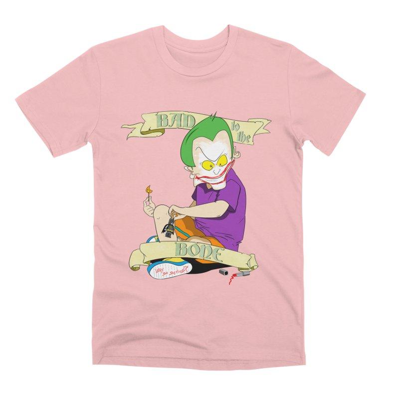 Kid Joker Men's Premium T-Shirt by peregraphs's Artist Shop
