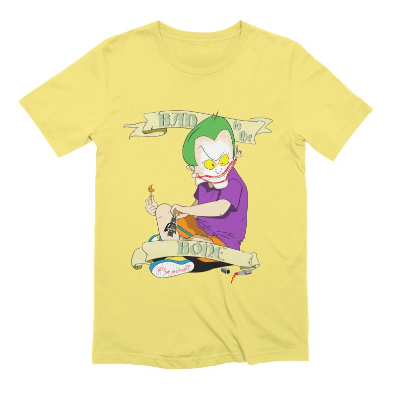 Kid Joker Men's T-Shirt by peregraphs's Artist Shop