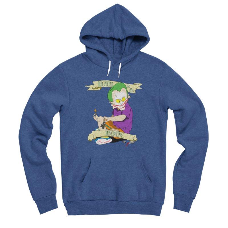 Kid Joker Men's Sponge Fleece Pullover Hoody by peregraphs's Artist Shop