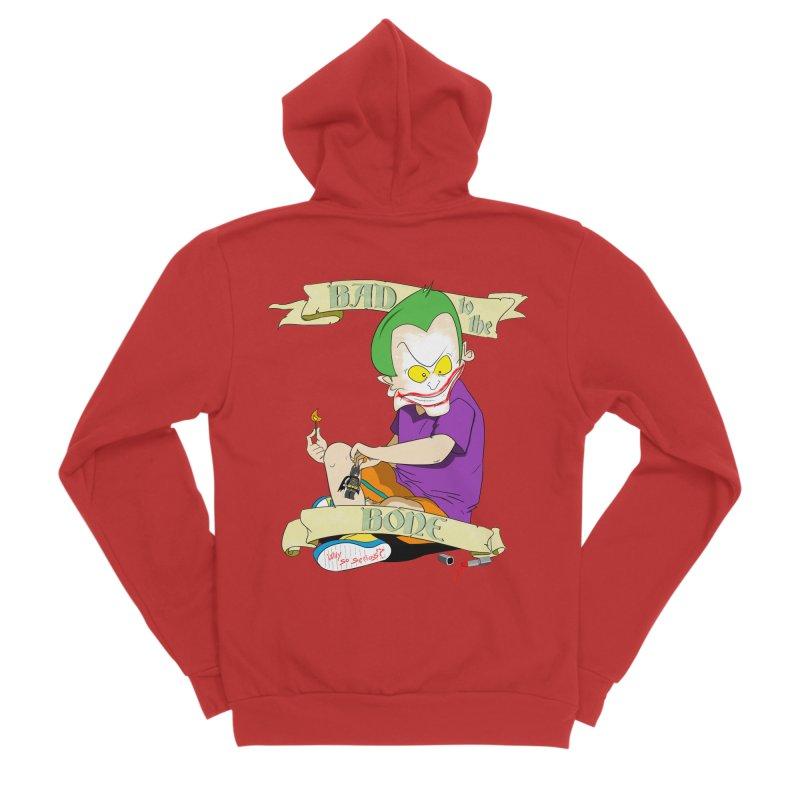 Kid Joker Men's Zip-Up Hoody by peregraphs's Artist Shop