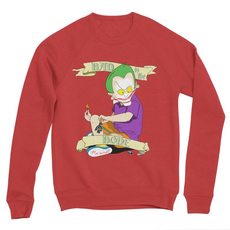 Kid Joker Men's Sponge Fleece Sweatshirt by peregraphs's Artist Shop