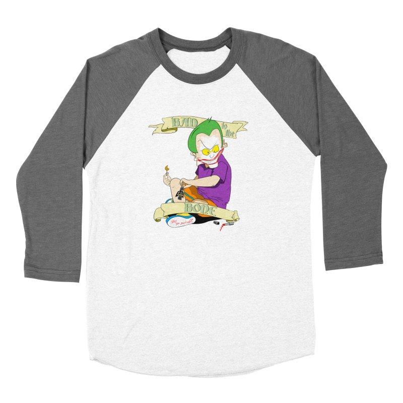 Kid Joker Women's Longsleeve T-Shirt by peregraphs's Artist Shop