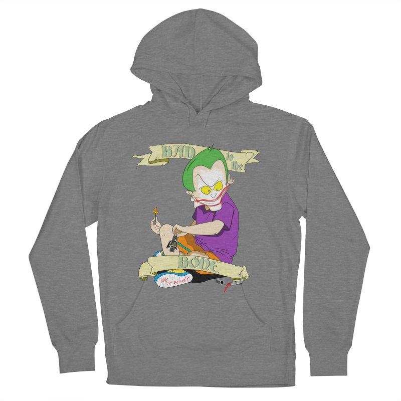 Kid Joker Women's Pullover Hoody by peregraphs's Artist Shop
