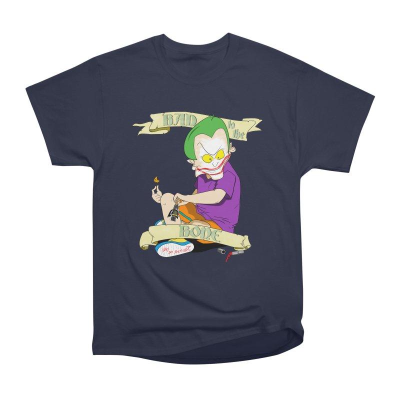 Kid Joker Women's Heavyweight Unisex T-Shirt by peregraphs's Artist Shop