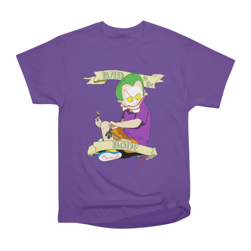 Kid Joker Women's Heavyweight Unisex T-Shirt by peregraphs's Artist Shop