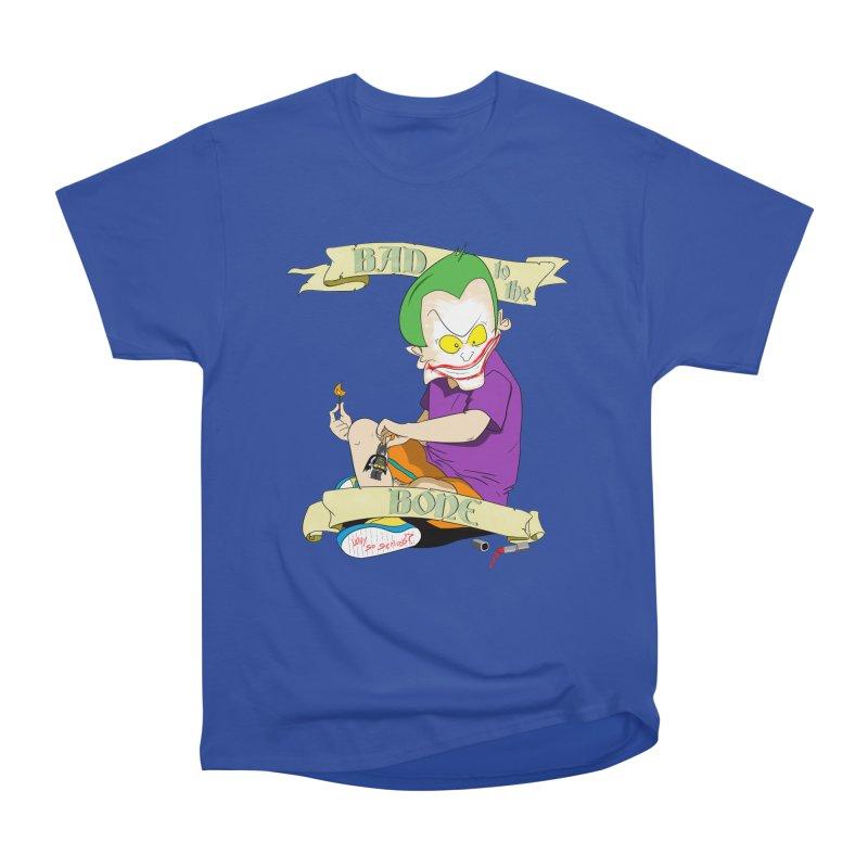 Kid Joker Men's Heavyweight T-Shirt by peregraphs's Artist Shop