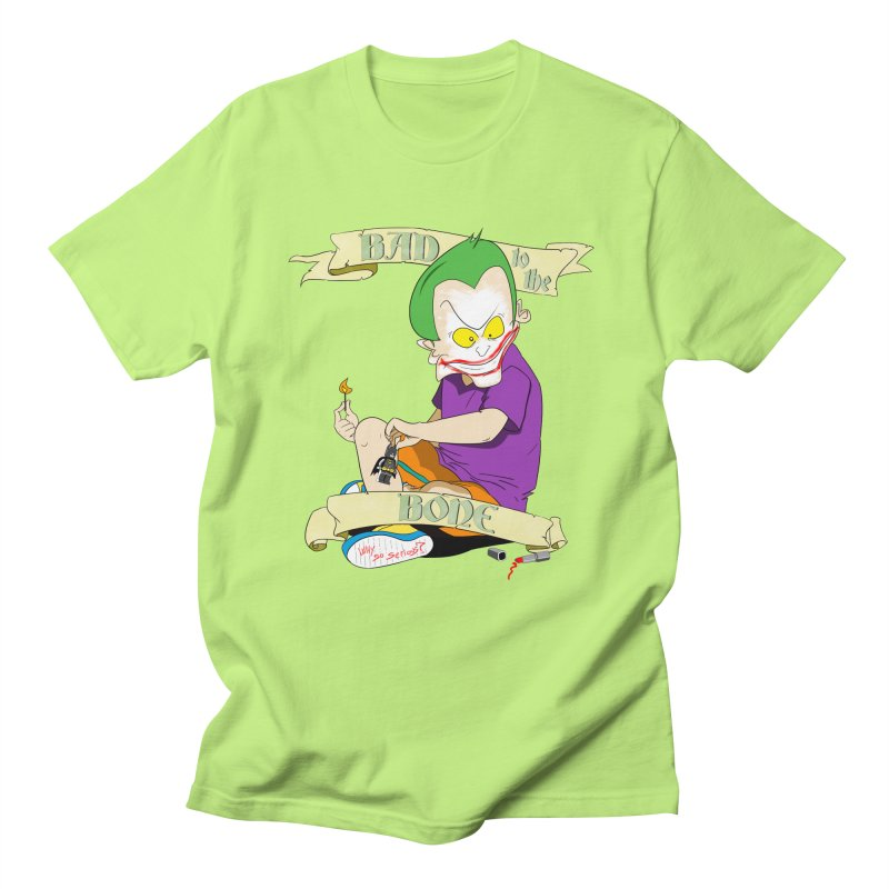 Kid Joker Men's Regular T-Shirt by peregraphs's Artist Shop