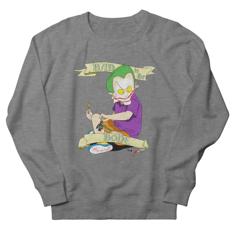 Kid Joker Women's Sweatshirt by peregraphs's Artist Shop
