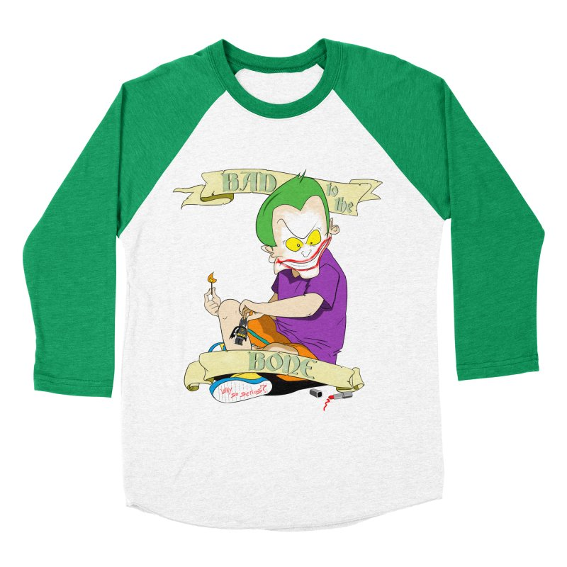 Kid Joker Women's Longsleeve T-Shirt by peregraphs's Artist Shop