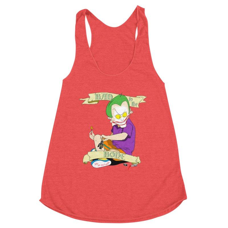 Kid Joker Women's Tank by peregraphs's Artist Shop