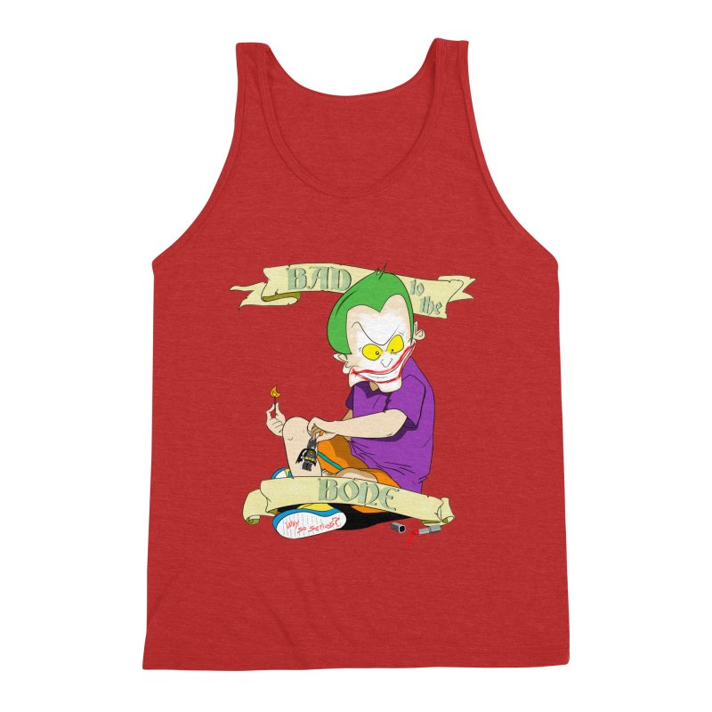 Kid Joker Men's Tank by peregraphs's Artist Shop