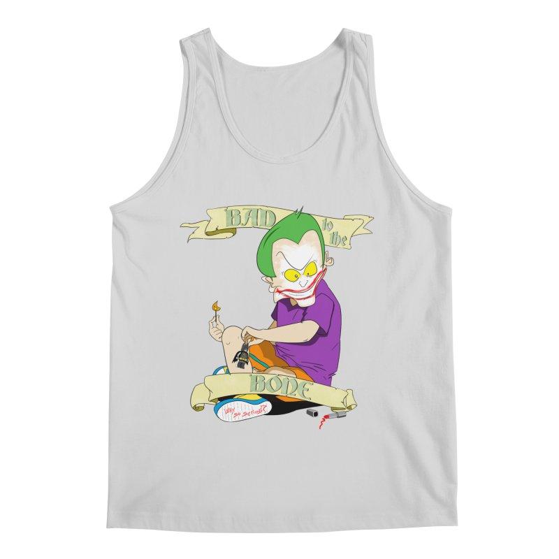Kid Joker Men's Regular Tank by peregraphs's Artist Shop