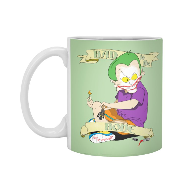 Kid Joker Accessories Mug by peregraphs's Artist Shop