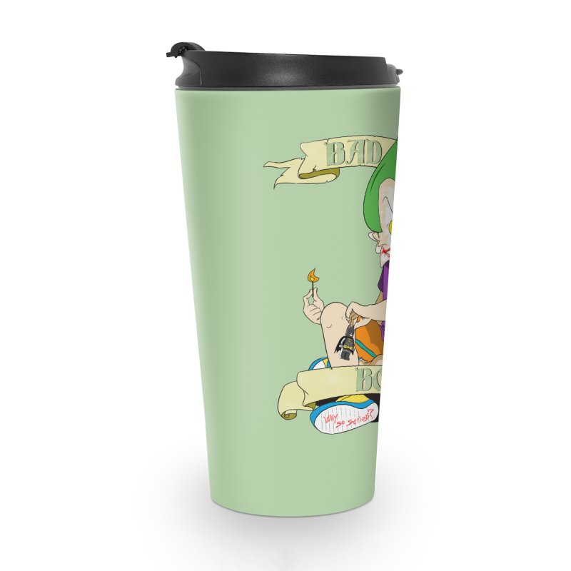 Kid Joker Accessories Travel Mug by peregraphs's Artist Shop