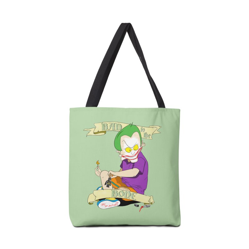 Kid Joker Accessories Tote Bag Bag by peregraphs's Artist Shop