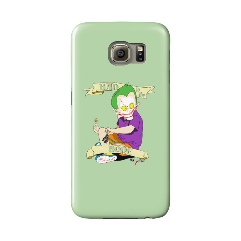 Kid Joker Accessories Phone Case by peregraphs's Artist Shop