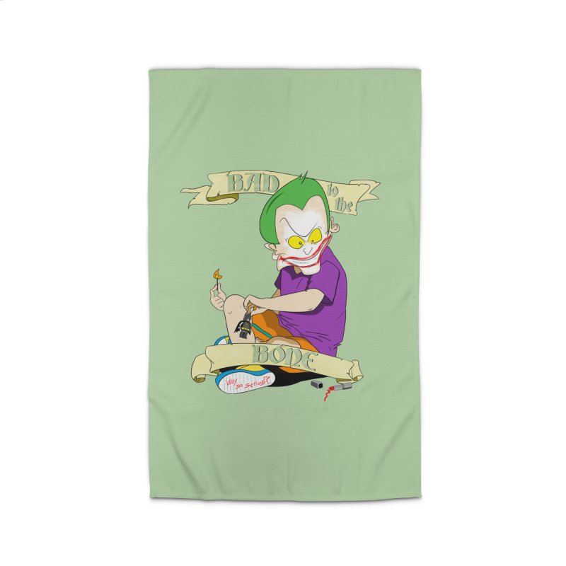 Kid Joker Home Rug by peregraphs's Artist Shop