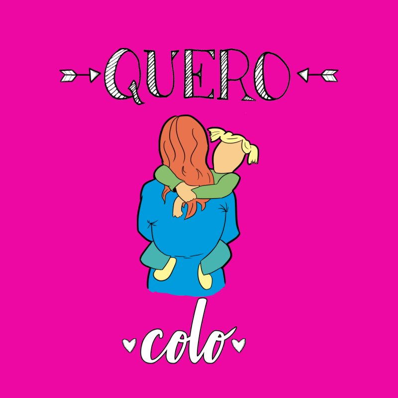 Quero colo Home Fine Art Print by peregraphs's Artist Shop