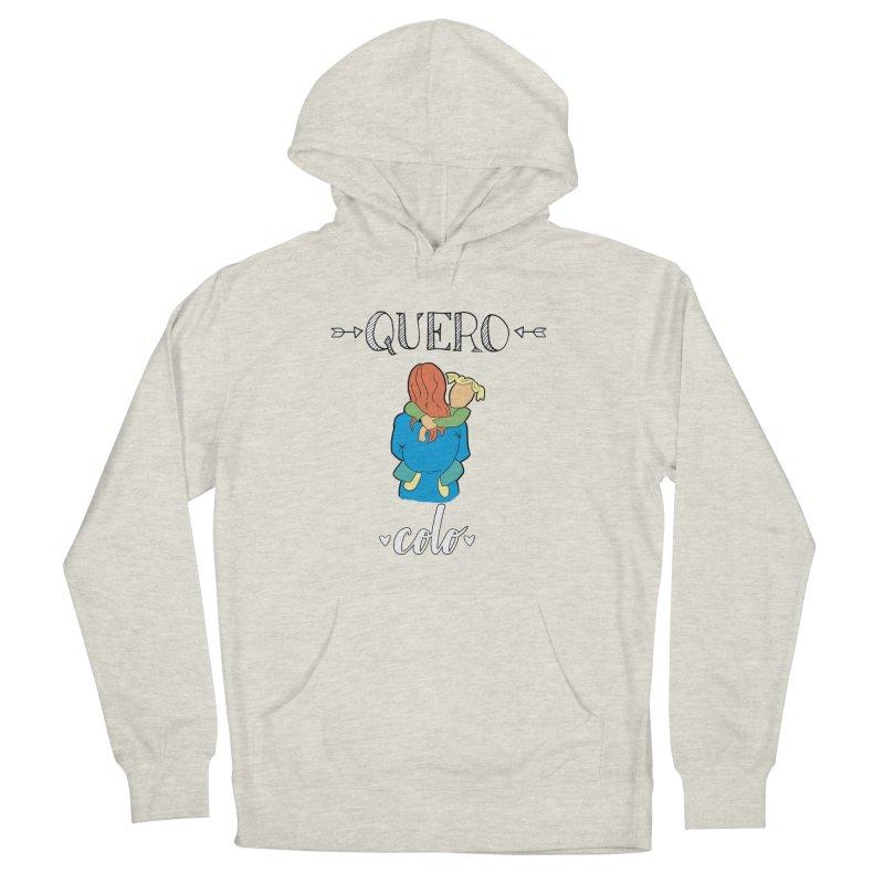 Quero colo Men's Pullover Hoody by peregraphs's Artist Shop