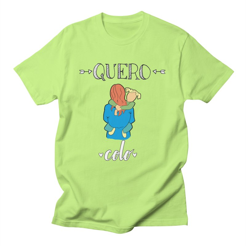 Quero colo Men's T-Shirt by peregraphs's Artist Shop